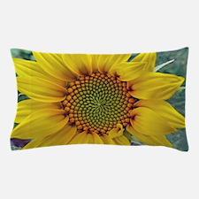 Tiny Sunflower Pillow Case