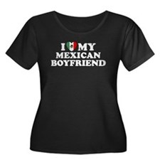I Love My Mexican Boyfriend T
