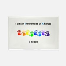 Instruments of Change I Teach Magnets