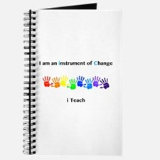 Instruments of Change I Teach Journal