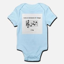 Instruments of Change I Sing Body Suit