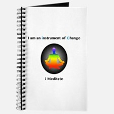 Instruments of Change Meditation Journal