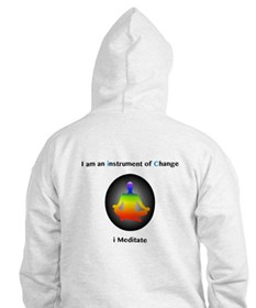 Instruments of Change Meditation Hoodie