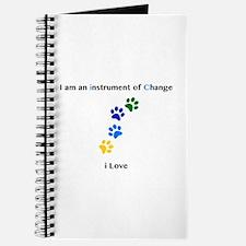 Instruments of Change I Love Journal