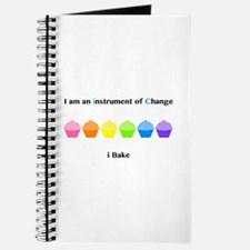 Instrument of Change I Bake Journal