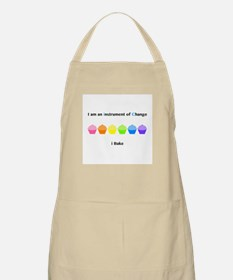 Instrument of Change I Bake Apron