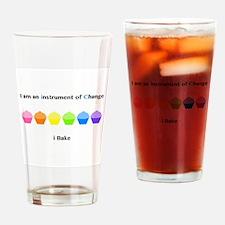 Instrument of Change I Bake Drinking Glass