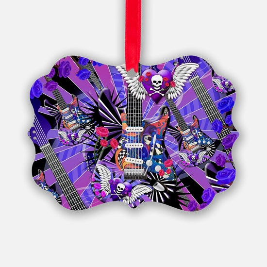 Music Guitar Art Musician Art by  Ornament