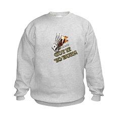 Money To Burn Sweatshirt