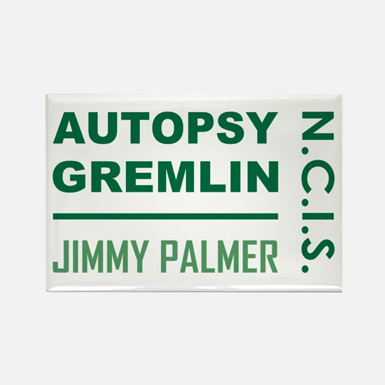 AUTOPSY GREMLIN Rectangle Magnet