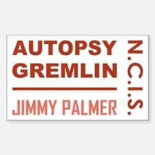 AUTOPSY GREMLIN Decal