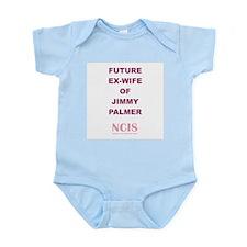 FUTURE EX-WIFE Infant Bodysuit