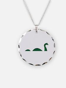 Loch Ness Monster Necklace