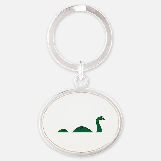 Loch Ness Monster Keychains