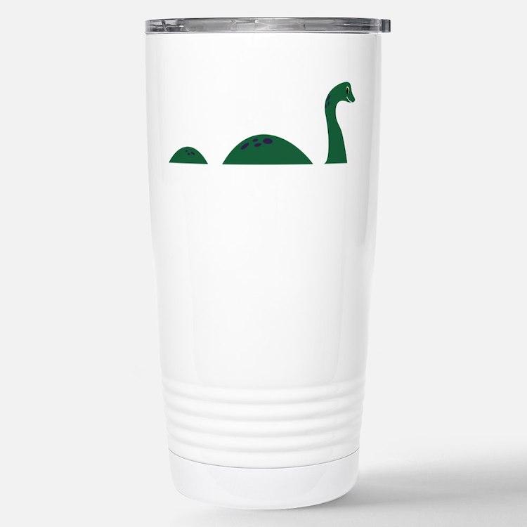 Loch Ness Monster Travel Mug
