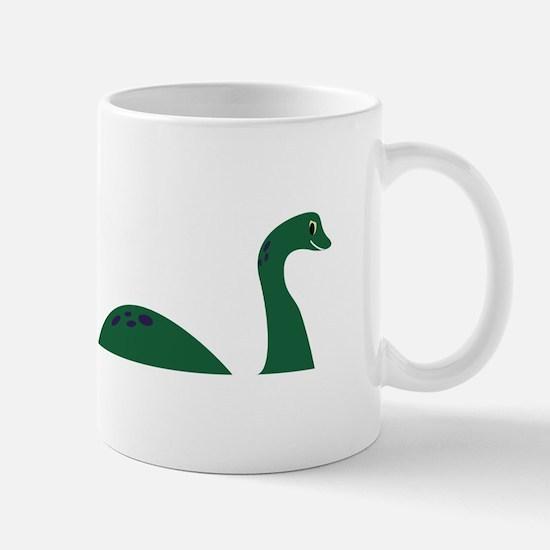 Loch Ness Monster Mugs