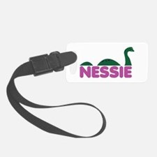 Nessie Monster Luggage Tag