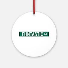 Funtastic Drive, Cabot (AR) Ornament (Round)