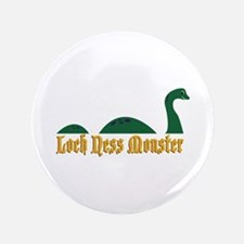 Loch Ness Monster Button