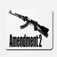 Amendment 2 Mousepad