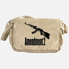 Amendment 2 Messenger Bag
