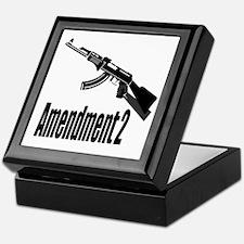 Amendment 2 Keepsake Box
