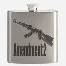 Amendment 2 Flask
