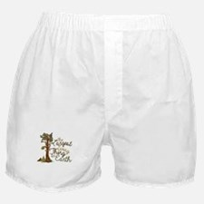 Largest Living Thing Boxer Shorts
