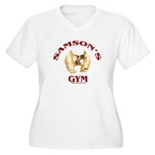 Samson's Gym T-Shirt