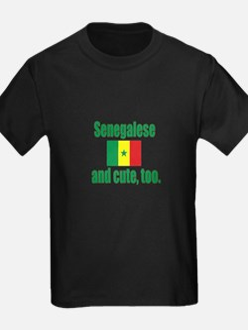Cute Senegalese T