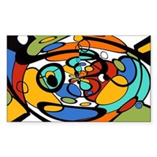 Artist Picasso Graphic Modern Art Design b Decal