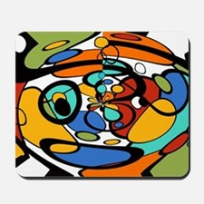 Artist Picasso Graphic Modern Art Design Mousepad