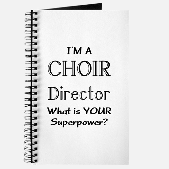 choir director Journal