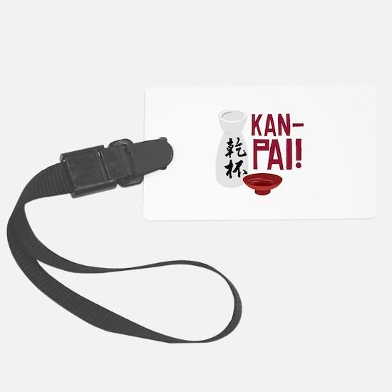 Kan-Pai Luggage Tag