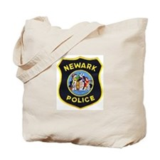Newark Police Tote Bag