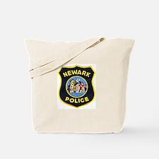 Newark Police Tote Bag