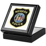 Newark Police Keepsake Box