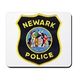 Newark Police Mousepad