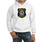 Newark Police Hooded Sweatshirt
