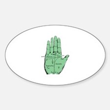 Palmistry Decal