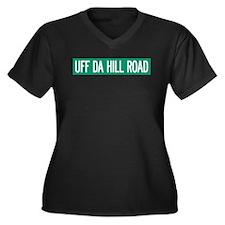 Uff Da Hill Road, Orcas (WA) Women's Plus Size V-N