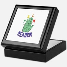 Palm Reader Keepsake Box