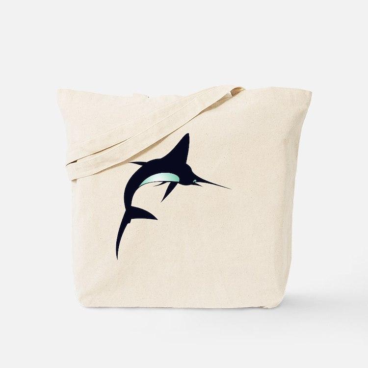 Swordfish Tote Bag