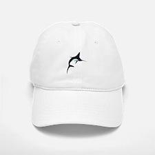 Swordfish Baseball Baseball Cap