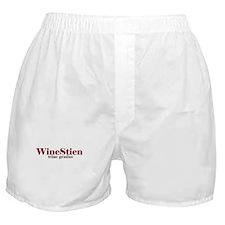 WineStien = Wine Genius Boxer Shorts