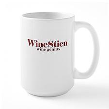 WineStien = Wine Genius Mug