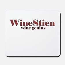 WineStien = Wine Genius Mousepad