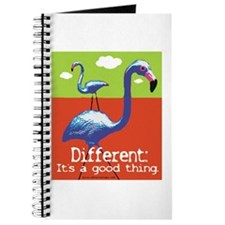 A Different Flamingo Journal