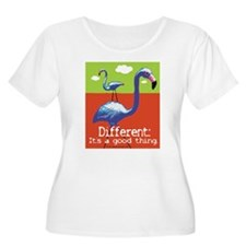 A Different Flamingo T-Shirt