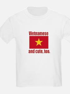 Cute Vietnamese T-Shirt